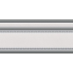 ZOCALO AUSTRAL SILVER 15x32 dekorinė plytelė