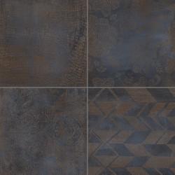 PANDORA DARK 33.15x33.15 sieninė plytelė