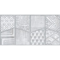 DECO PANDORA BLANCO 32x62.5 sieninė plytelė