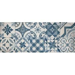 DECOR MONTBLANC BLUE 20x50 sieninė plytelė