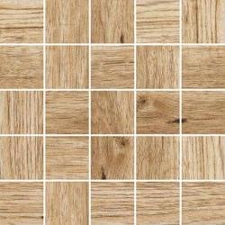 Oregon Wood Mosaic 25x25
