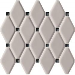 Mozaika Abisso grey 270x298