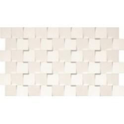 KUBIK BLANCO 31x56 sieninė plytelė