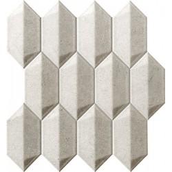 Bellante grey mosaic 29,1x26,5 mozaikinė plytelė