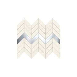 Biel mosaic 24,6x29,8 sieninė mozaika