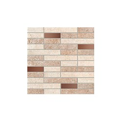 Meteor mosaic beige 298x298 mozaikinė plytelė