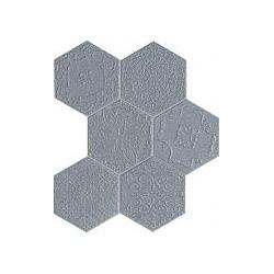 Lace graphite 221x298 sieninė mozaika