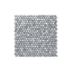 Drops metal silver 290x295 sieninė mozaika