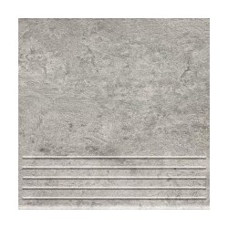Gris grafit 333x333 laiptų plytelė