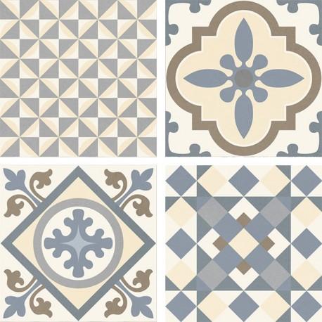 TACO HERITAGE GREY 16.5x16.5 sieninė plytelė