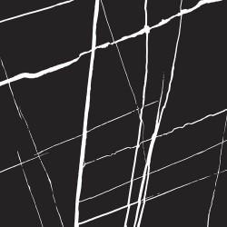 MOONLIGHT BLACK POLISHED RECT. 75x75 grindų plytelė