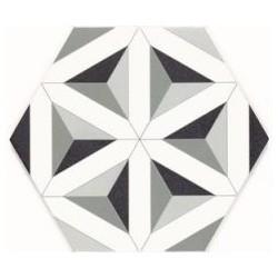MALMOE 28.5x33 grindų plytelė
