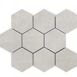 MODERN GR MOSAIC HEX 30X30 sieninė mozaika