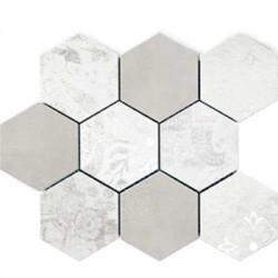 MODERN GR/BI MOSAIC MIX 30X30 sieninė mozaika