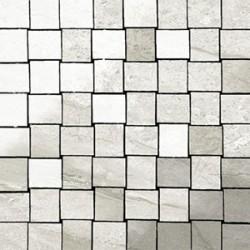SENSES GR MOSAIC D LUX 30X30 sieninė mozaika