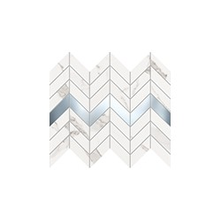 Vienna white mosaic 298x246 sieninė mozaika